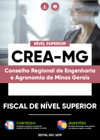 Fiscal de Nível Superior - CREA-MG