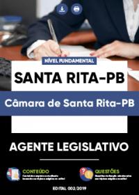 Agente Legislativo - Câmara de Santa Rita-PB