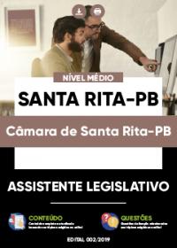 Assistente Legislativo - Câmara de Santa Rita-PB