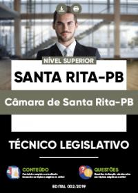 Técnico Legislativo - Câmara de Santa Rita-PB
