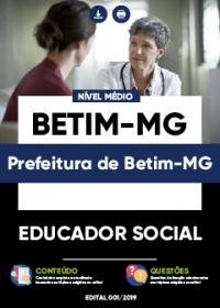 Educador Social - Prefeitura de Betim-MG