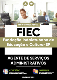 Agente de Serviços Administrativos - FIEC