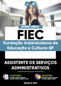 Assistente de Serviços Administrativos - FIEC