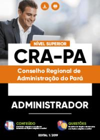 Administrador - CRA-PA