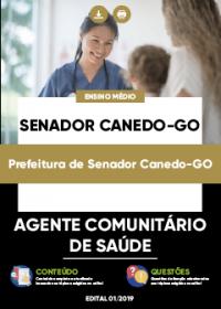 Agente Comunitário de Saúde - Prefeitura de Senador Canedo-GO
