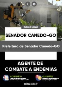 Agente de Combate a Endemias - Prefeitura de Senador Canedo-GO