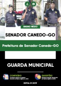 Guarda Municipal - Prefeitura de Senador Canedo-GO