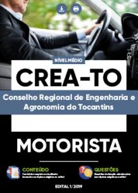 Motorista - CREA-TO