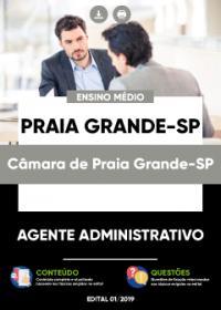 Agente Administrativo - Câmara de Praia Grande-SP