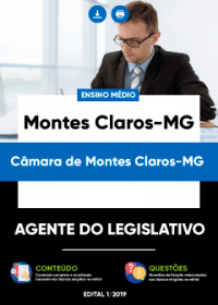 Agente do Legislativo - Câmara de Montes Claros-MG