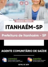 Agente Comunitário de Saúde - Prefeitura de Itanhaém-SP