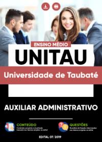 Auxiliar Administrativo - UNITAU