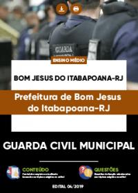 Guarda Civil Municipal - Prefeitura de Bom Jesus do Itabapoana-RJ