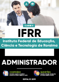 Administrador - IFRR