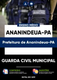 Guarda Civil Municipal - Prefeitura de Ananindeua-PA