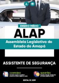 Assistente de Segurança - ALAP