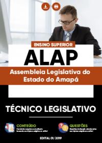 Técnico Legislativo - ALAP