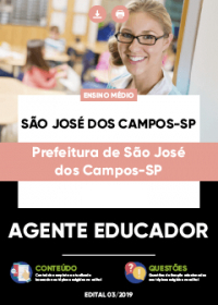 Agente Educador - Prefeitura de São José dos Campos-SP