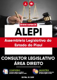 Consultor Legislativo - Área Direito - ALEPI