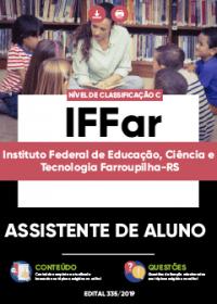 Assistente de Aluno - IFFar
