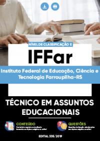 Técnico em Assuntos Educacionais - IFFar