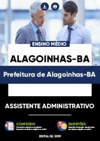 Assistente Administrativo - Prefeitura de Alagoinhas-BA