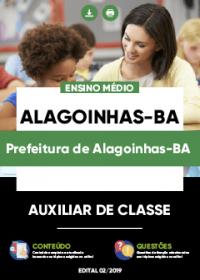 Auxiliar de Classe - Prefeitura de Alagoinhas-BA