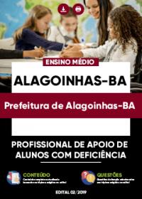 Profissional de Apoio de Alunos com Deficiência - Prefeitura de Alagoinhas-BA