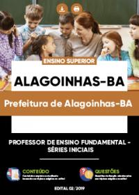 Professor de Ensino Fundamental - Séries Iniciais - Prefeitura de Alagoinhas-BA