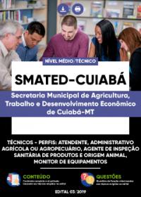 Técnicos - SMATED - Cuiabá-MT