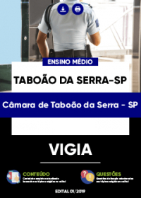 Vigia - Câmara de Taboão da Serra-SP