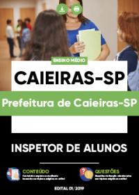 Inspetor de Alunos - Prefeitura de Caieiras-SP