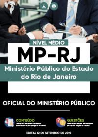 Oficial do Ministério Público - MP-RJ