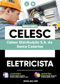 Eletricista - CELESC