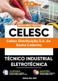 Técnico Industrial - Eletrotécnica - CELESC