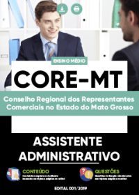 Assistente Administrativo - CORE-MT