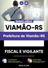 Fiscal e Vigilante - Prefeitura de Viamão-RS
