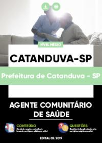 Agente Comunitário de Saúde - Prefeitura de Catanduva-SP