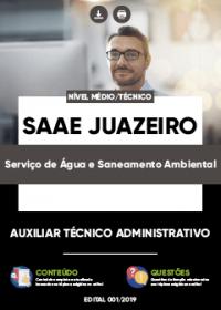 Auxiliar Técnico Administrativo - SAAE Juazeiro