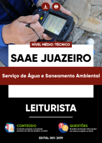 Leiturista - SAAE Juazeiro