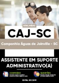 Assistente em Suporte Administrativo - CAJ-SC