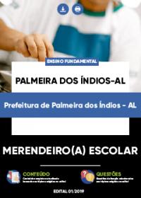 Merendeiro - Prefeitura de Palmeiras dos Índios-AL