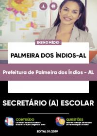 Secretário - Prefeitura de Palmeiras dos Índios-AL