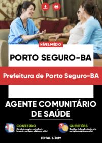 Agente Comunitário de Saúde - Prefeitura de Porto Seguro-BA