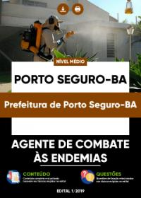 Agente de Combate às Endemias - Prefeitura de Porto Seguro-BA