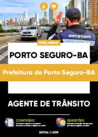 Agente de Trânsito - Prefeitura de Porto Seguro-BA