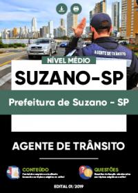 Agente de Trânsito - Prefeitura de Suzano-SP