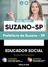 Educador Social - Prefeitura de Suzano-SP