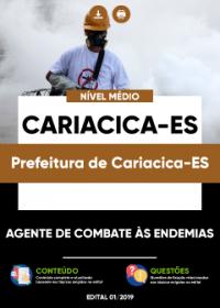 Agente de Combate às Endemias - Prefeitura de Cariacica-ES