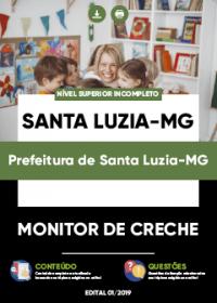 Monitor de Creche - Prefeitura de Santa Luzia-MG
